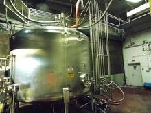 Cherry Burrell CVL 4000 Mixing
