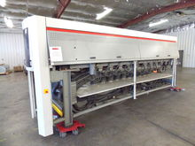 2003 Sidel SBO 20 Heat Tunnel
