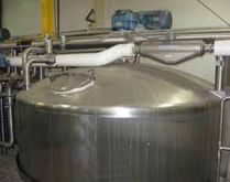 Feldmeier 6000 Gallon Mixing Ta