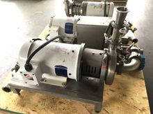 TriClover 5HP Centrifugal Pump