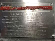 Cherry Burrell 7500 TGR Homogen