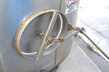 10,000 Gallon Stainless Steel V