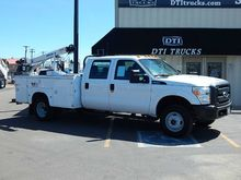 2012 Ford F350 XL Super Duty Se