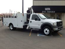 2005 Ford F550 XL Super Duty Ti