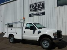 2008 Ford F250 #10655