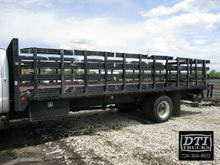 "Supreme 24'L 102""W Flatbed With"