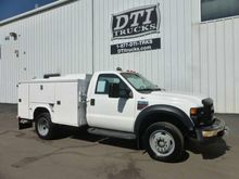 2008 Ford F450 #10786