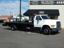 1998 Ford F700 19' Roll-Back To
