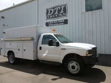 2004 Ford F550 #10830