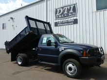 2006 Ford F550 #10829