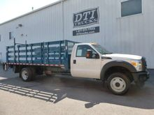 2011 Ford F550 #10689