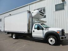2016 Ford F550 #10912