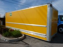 2013 Morgan StorageBox / Van B