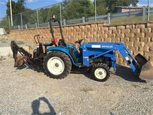 1998 NEW HOLLAND 1725