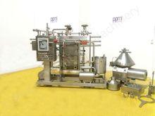 ~5,000 LPH Milk Pasteuriser Pla