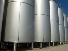 New Stainless Steel Tanks & Ves