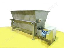 ~2,500 Ltr Stainless Steel Scre