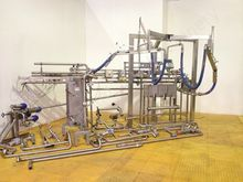 Bulk Cream Filling System with