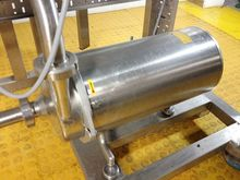 Stainless Steel IBC Discharge S
