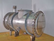 Stainless Steel Tubular Heat Ex