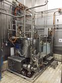 3,000 LPH Ampack Aseptic UHT Pl