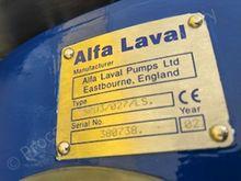 1.5kw 1.5 inch Alfa Laval SRU3/