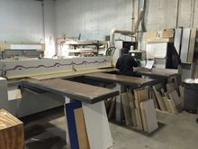 Holzma 10' Beam Saw (Used)