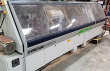 Fully automatic Edgebander with
