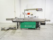 ALTENDORF F90 ELMO SLIDING TABL