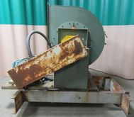 Used 40 HP Dust Collector Motor