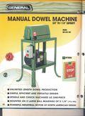 DOWELL MACHINE / TENNON CUTTER