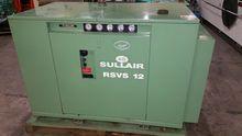 Sullair 25hp Fully Enclosed Vac