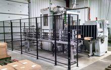 BreMa Vector vertical CNC machi