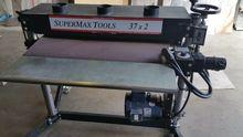"Supermax 37"" Double Drum Sander"