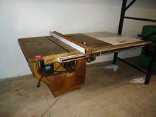 "Powermatic 12"" Table Saw"