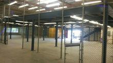 Mezzanine 2,500 SQ.FT. with mat