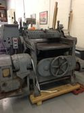 Baxter Whitney 32-A Planer 30""