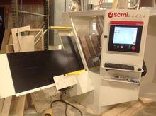 2013 SCM Cyflex Vertical CNC Ma