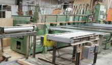 Holzma HPP-02-4100 Panel saw