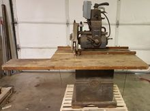 "Walker Turner 16"" Radial Arm Sa"