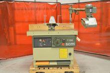 SCM T130 SHAPER w/ STEFF 4-ROLL