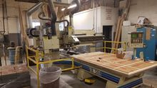 Komo VR508  CNC Router (Used)