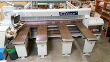 Giben 12'  Rear Load Panel Saw