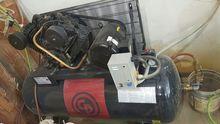 CHICAGO PNEUMATIC 10 HP Air Com