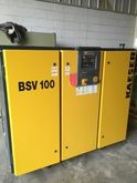 Kaeser BSV100 25 HP Vacuum Pump