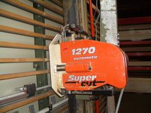 Holz Her 1270 Auto Vertical Saw