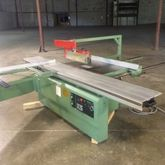 EMA Sliding Table Panel Saw 10'