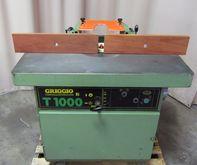 Used Griggio T-1000 Shaper
