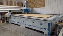 Weeke 5 X 10 CNC Router (Used)