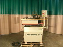 Used Weinig R950 Gri